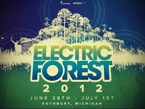 Electric Forest Festival | Rothbury, Michigan | 07 2012 | Festival