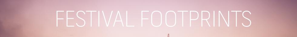 Festival Footprints