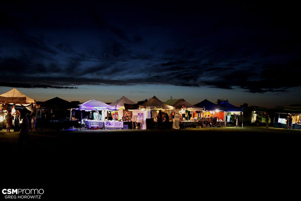 Farm Fest Shakedown