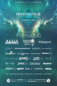 resonance logo lineup
