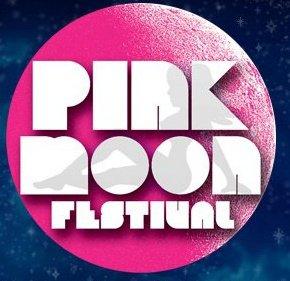pink moon logo